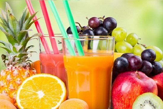 Nos Jus de fruit